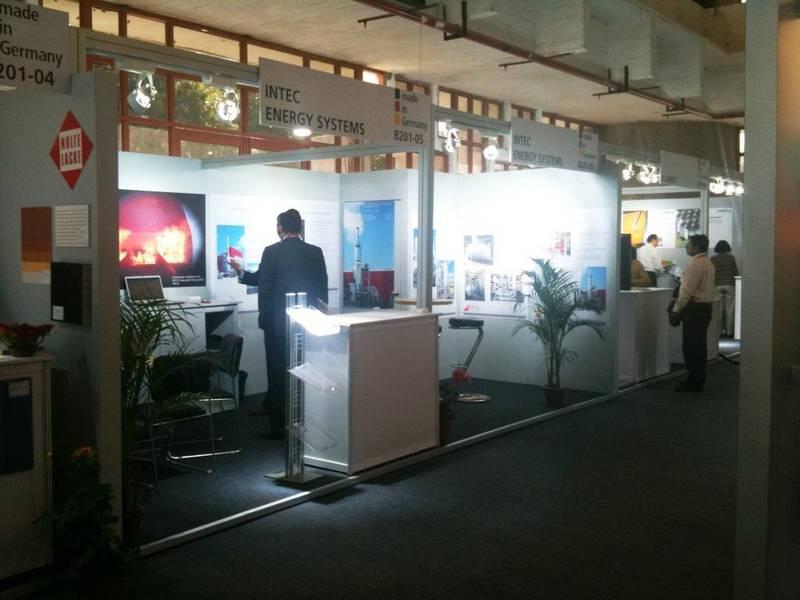 Intec Energy - Trade Fair